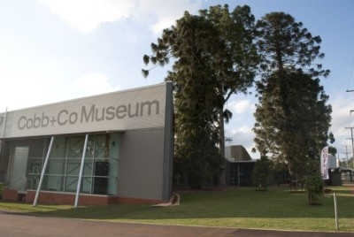 The new Cobb+Co Museum