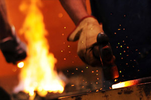 Blacksmithing Beginners - Workshop