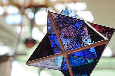 Glass Art Workshop - Copperfoiling