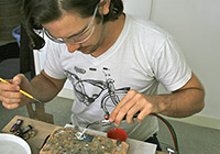 Silversmithing Workshop Intermediate