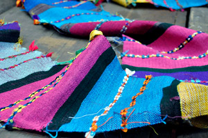 Tapestry Weaving Workshop