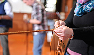 Leatherplaiting Workshop